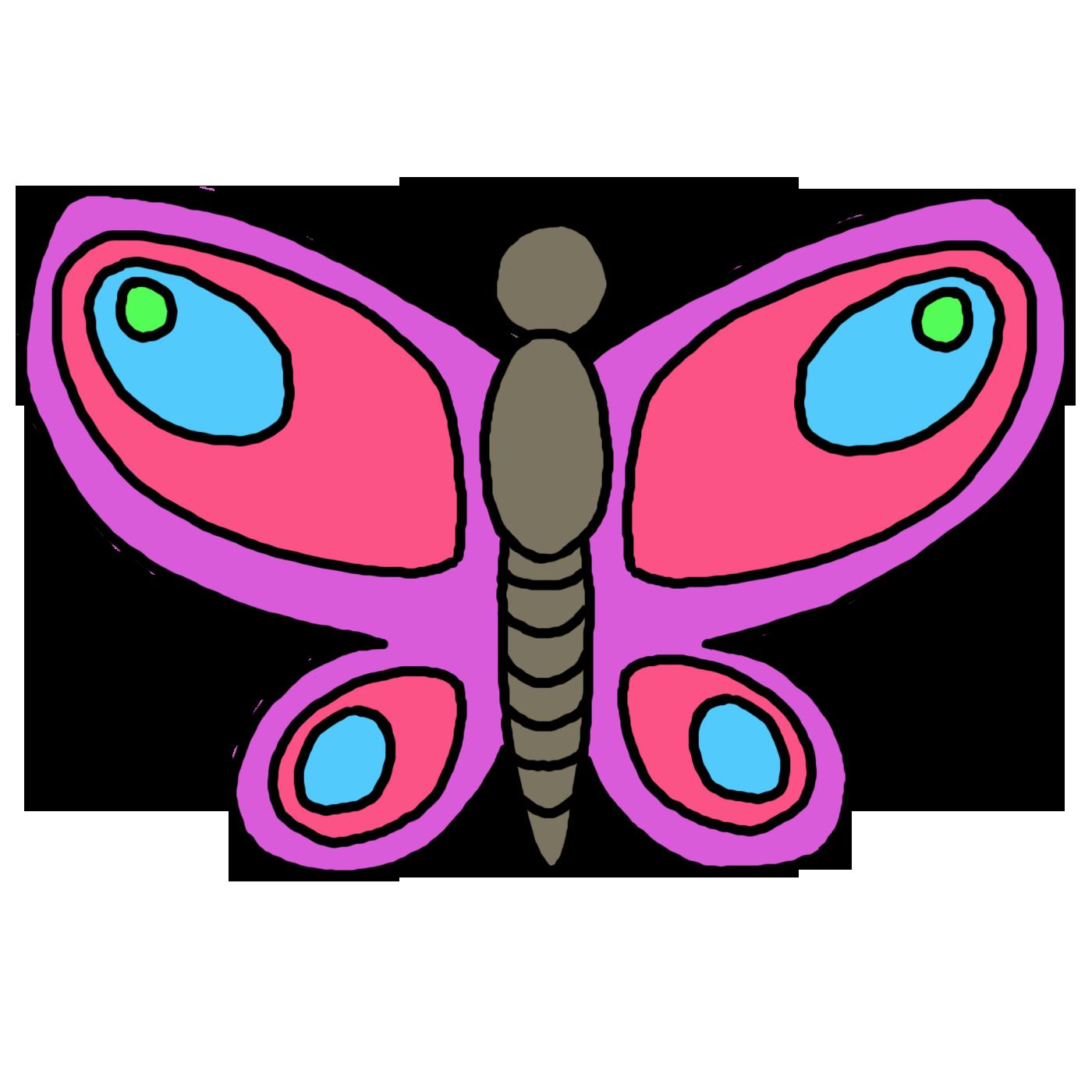 Butterfly Clip Art-Butterfly Clip Art-4