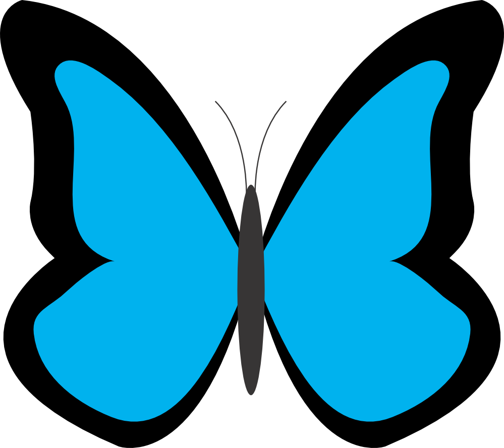 butterfly clipart-butterfly clipart-0