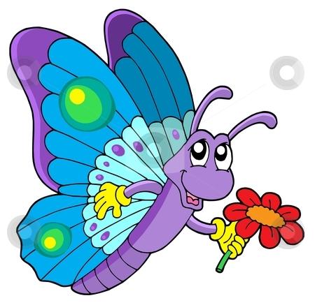 butterfly clip art free .