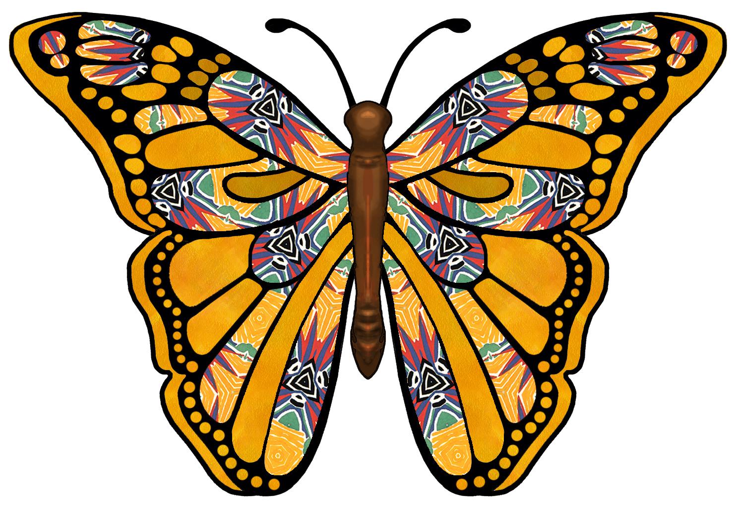 Butterfly Clip Art   School Clipart