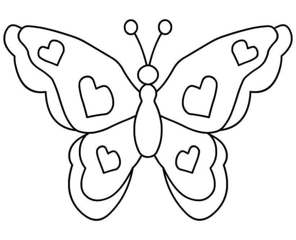 Butterfly Clipart Black And White Kudosk-Butterfly Clipart Black And White Kudoskido Net-10