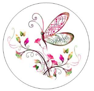 Butterlfy Whimsical Clip Art-Butterlfy Whimsical Clip Art-1