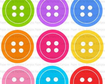 button clipart - Clipart Buttons