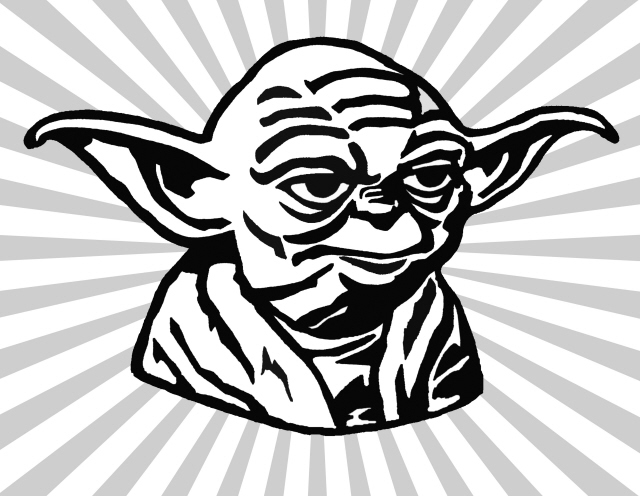 by Landon - Yoda .