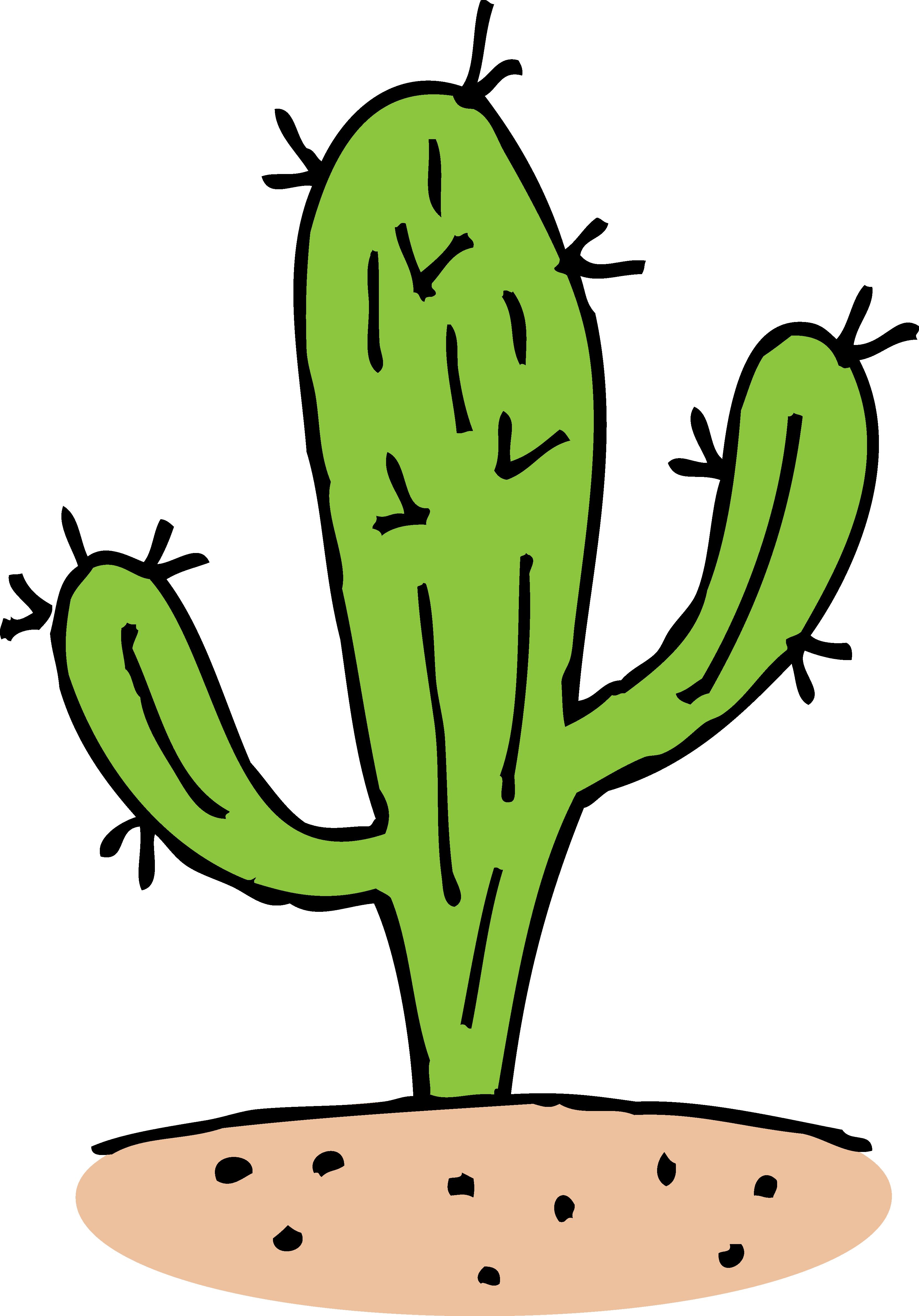Cactus Clipart-cactus clipart-3