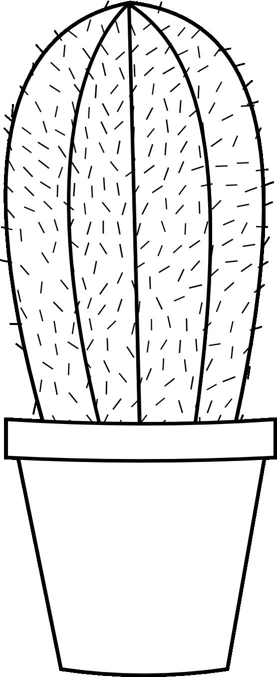 ... Cactus Clipart Black And White - cli-... Cactus Clipart Black And White - clipartall ...-12