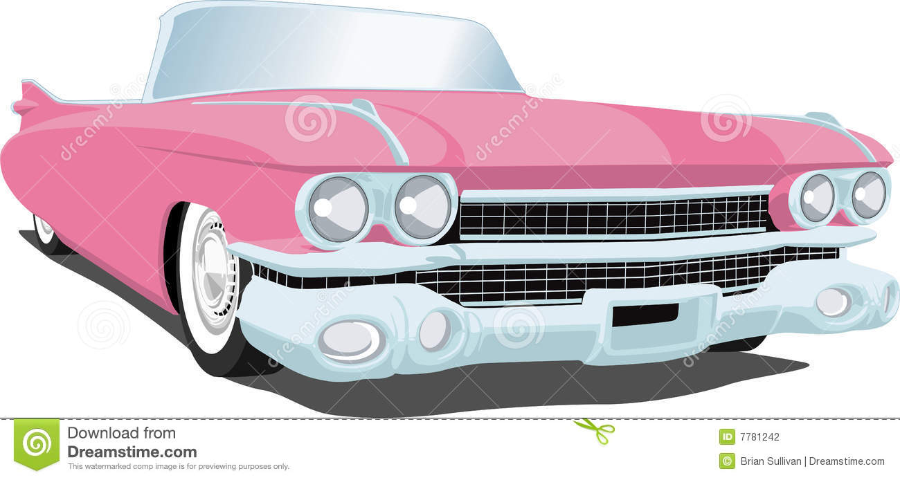 Cadillac Stock Illustrations  - Cadillac Clipart