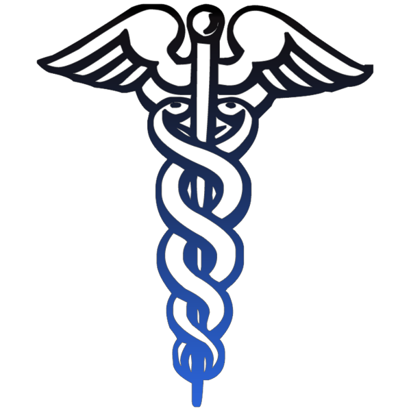 Caduceus Medical Symbol Outline Black Cl-Caduceus Medical Symbol Outline Black Clipart Image Ipharmd Net-4