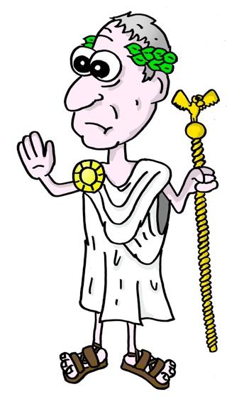 Caesar Clipart