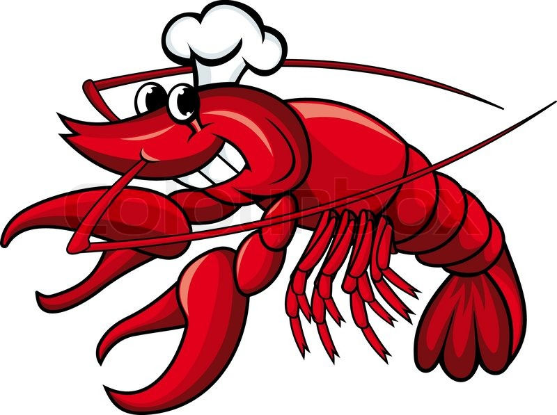 Cajun Crawfish Clipart Food Boyage