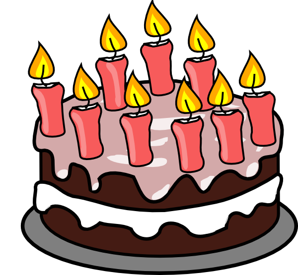 Cake clip art free clipart images 2