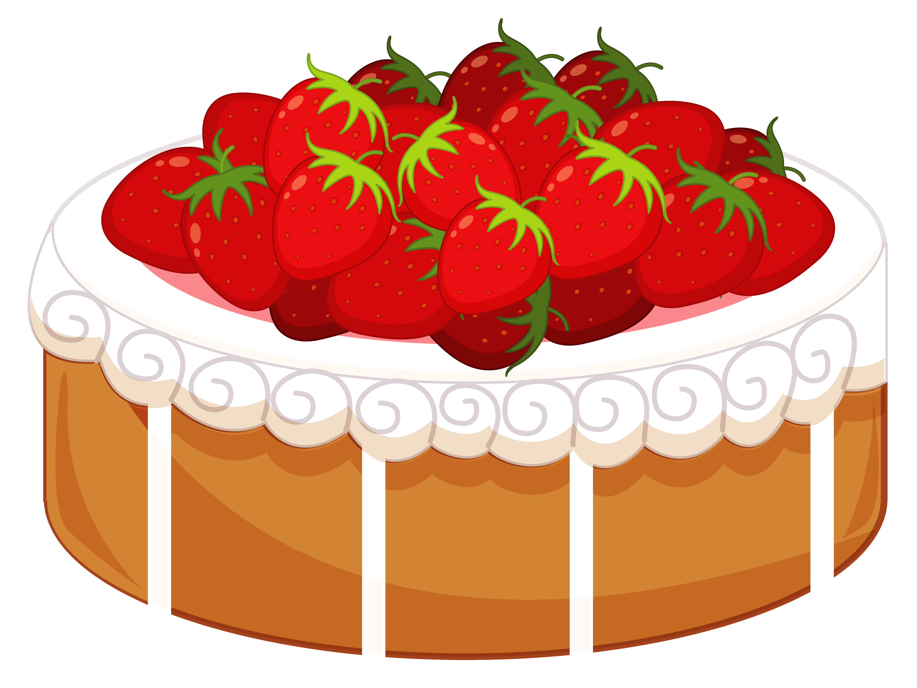 Cakes Clipart | Free Download .