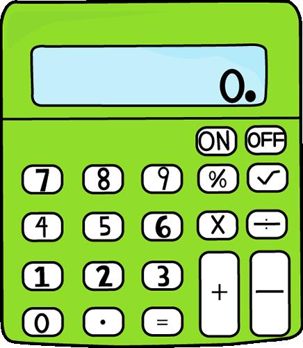 Calculator Clipart-calculator clipart-3