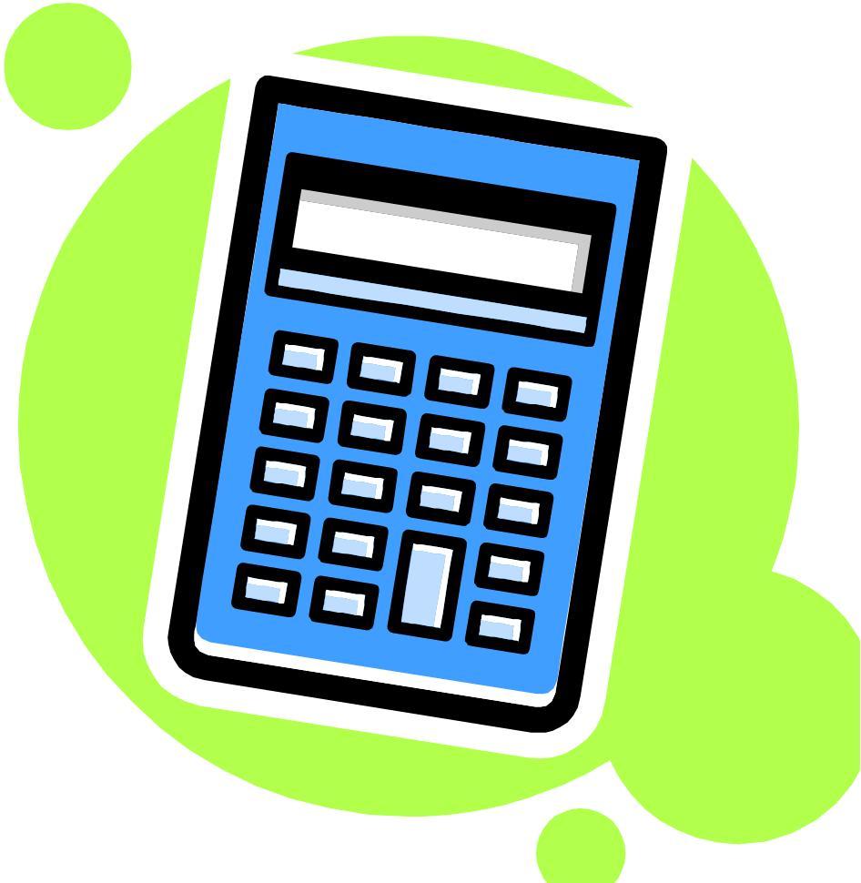 Calculator Clip Art-Calculator Clip Art-8