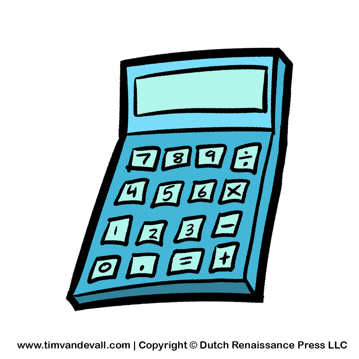 Calculator Clipart-Calculator Clipart-10