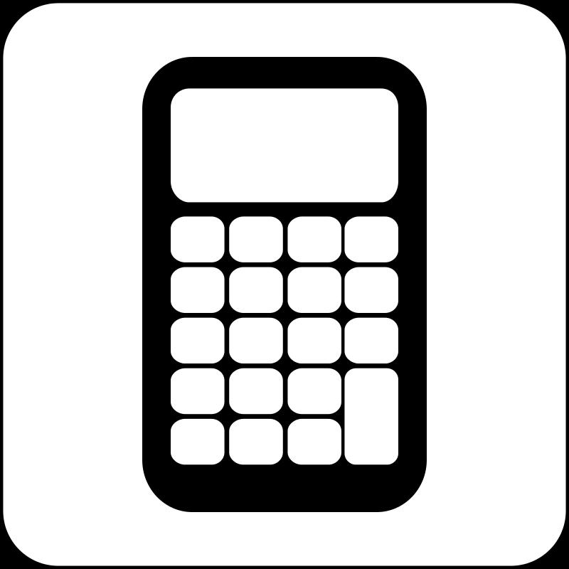 Calculator Icon Clipart-Calculator Icon Clipart-11