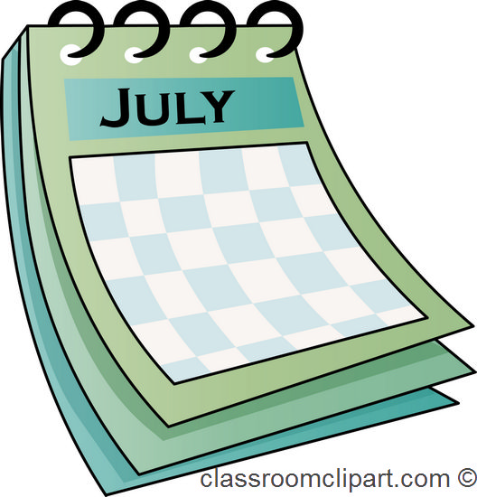 Calendar Clip Art-Calendar Clip Art-0