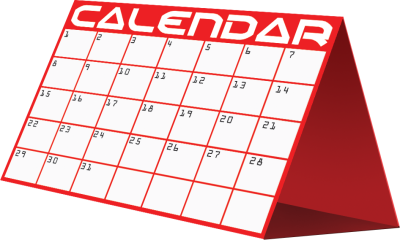 Calendar Clipart-calendar clipart-3