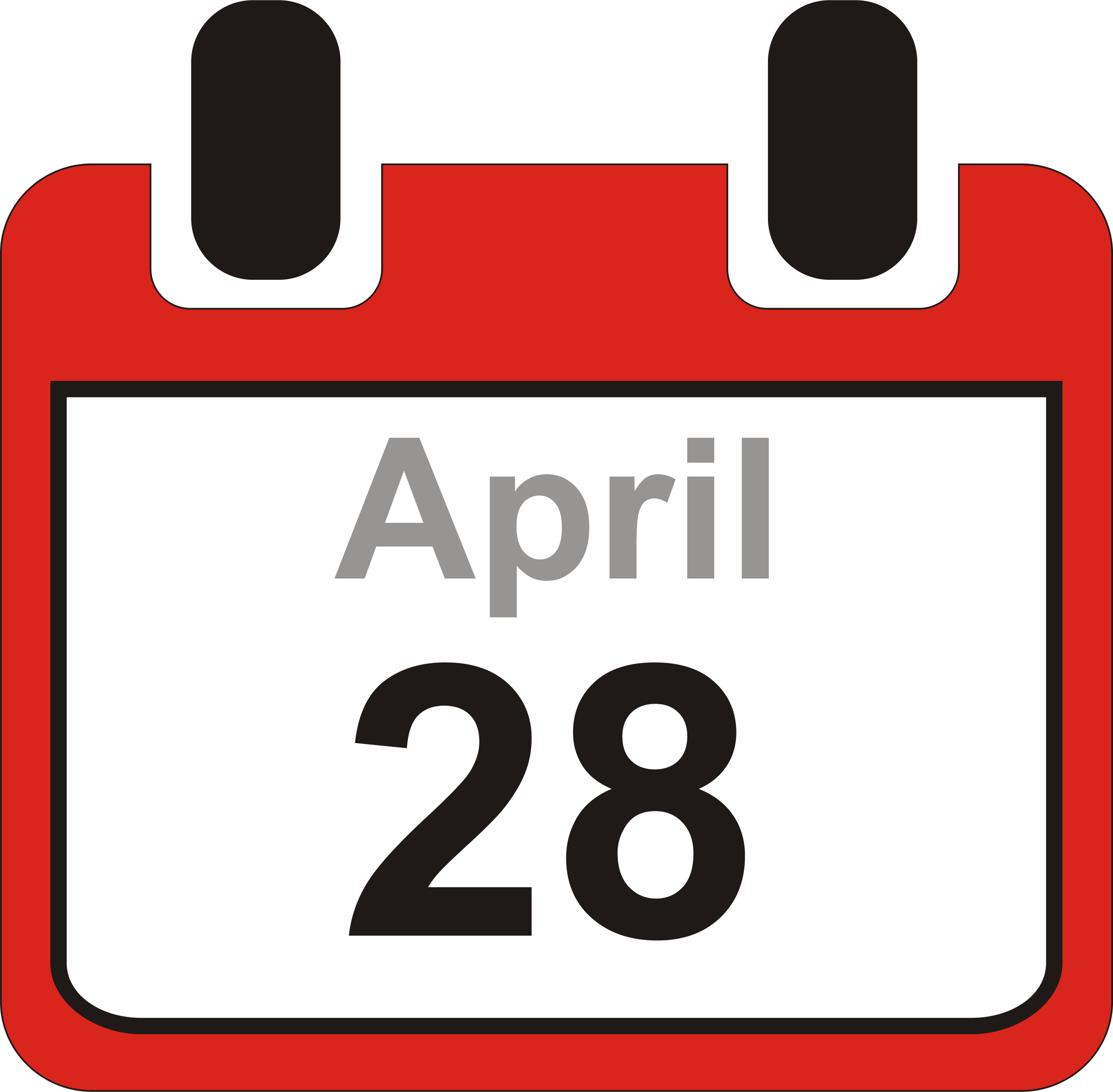 calendar clipart-calendar clipart-8