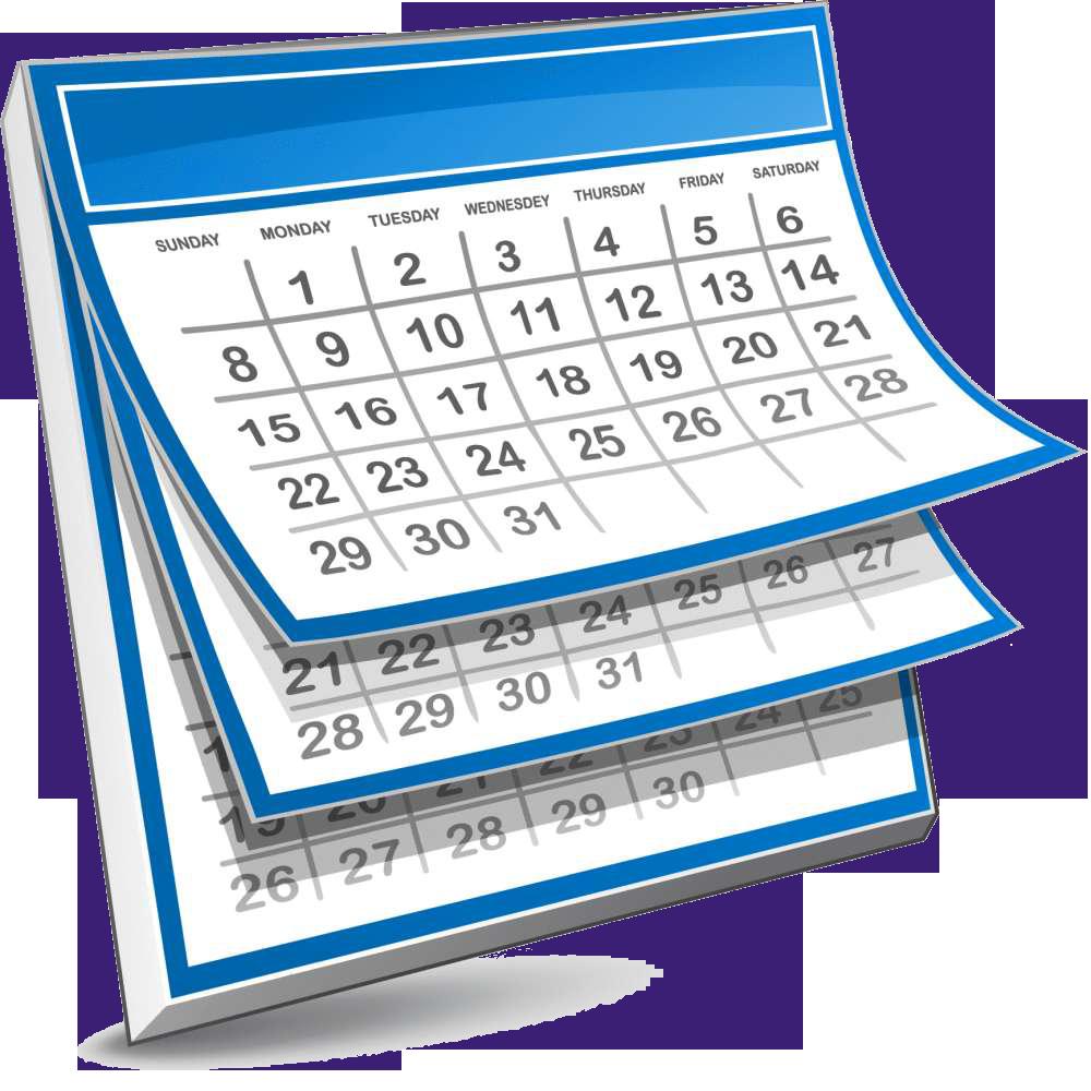 Calendar Clipart Clipart .-Calendar clipart clipart .-8