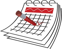 Calendar Clipart Clipart-Calendar Clipart Clipart-9