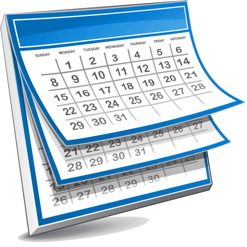 Calendar clipart clipartion com 3