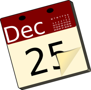 ... Calendar Clipart - Free Clipart Images ...