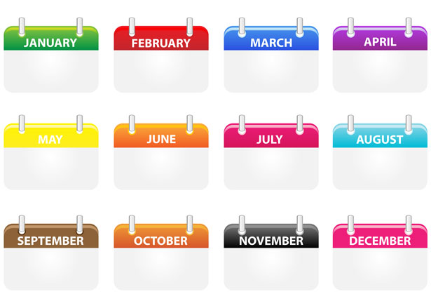 Calendar Icons Clipart Free-Calendar Icons Clipart Free-17