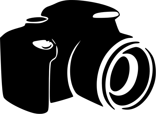 camera clip art for logo