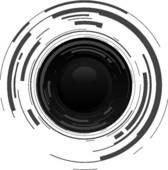Camera lens · camera dot