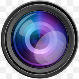Camera lens Clip art - Camera Lense Cliparts png download - 548*547 - Free  Transparent Purple png Download.