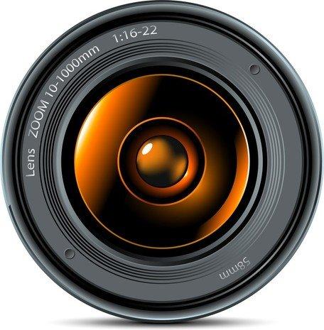 Kamera objektifi 01