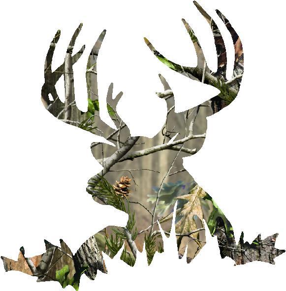 Camo Deer Logo