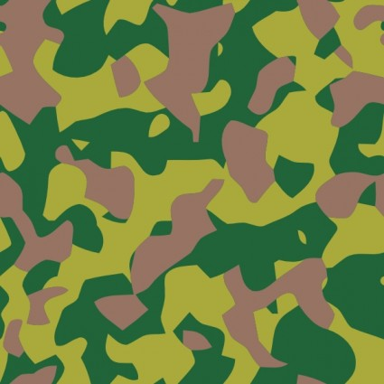 Camouflage Clip Art Free Vector In Open Office Drawing Svg Svg