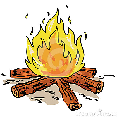 Camp Fire 1gif Clipart Free Clip Art Images