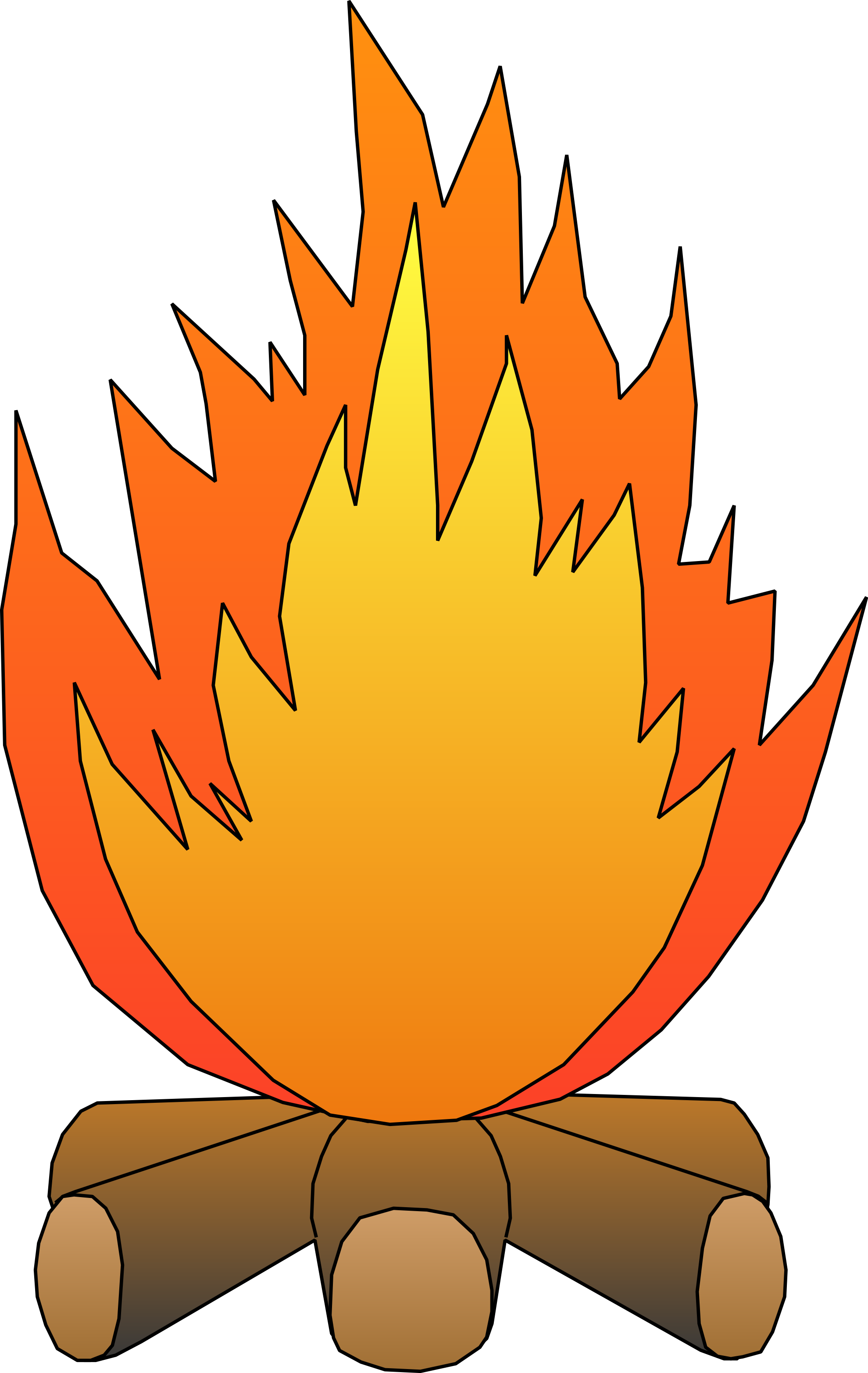 campfire clipart-campfire clipart-11