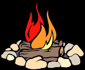 Campfire Clipart-campfire clipart-2