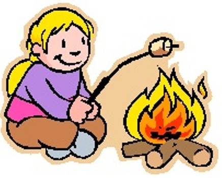 Campfire Black And White Clipart Free Cl-Campfire Black And White Clipart Free Clip Art Images-9