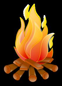 Campfire Clip Art
