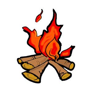 Campfire Clip Art-Campfire Clip Art-13