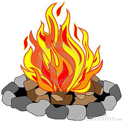 Campfire Clipart Gallery