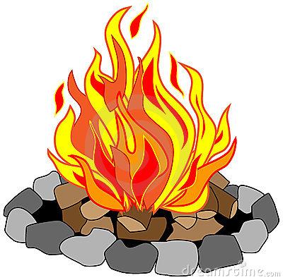 Campfire Clipart Gallery-Campfire Clipart Gallery-3