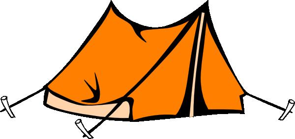 Campfire Tent Clip Art