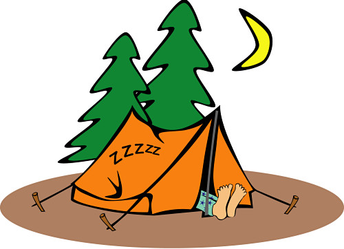 Camping Clip Art-Camping Clip Art-5