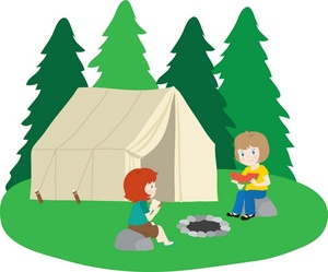 Camping Clipart-camping clipart-7