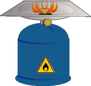 Natural Gas Clipart