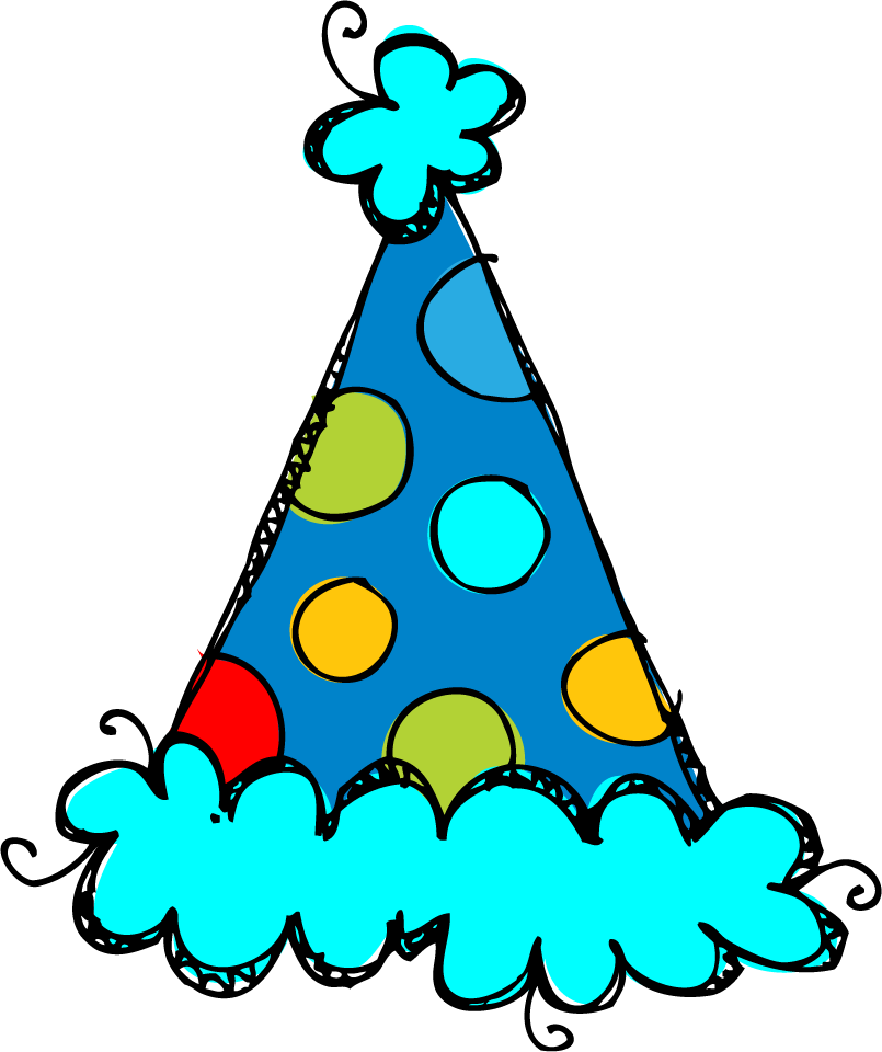 Can T Find The Perfect Clip A - Clipart Birthday Hat