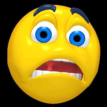 Scared Face Clip Art