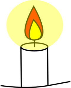 Candle Clip Art - Clipart Candle