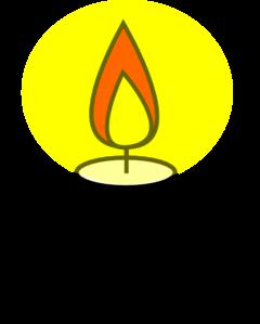 Candle Clip Art